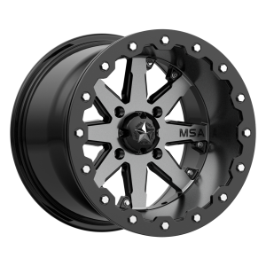 MSA M21 Lok Set Of 4 Wheels