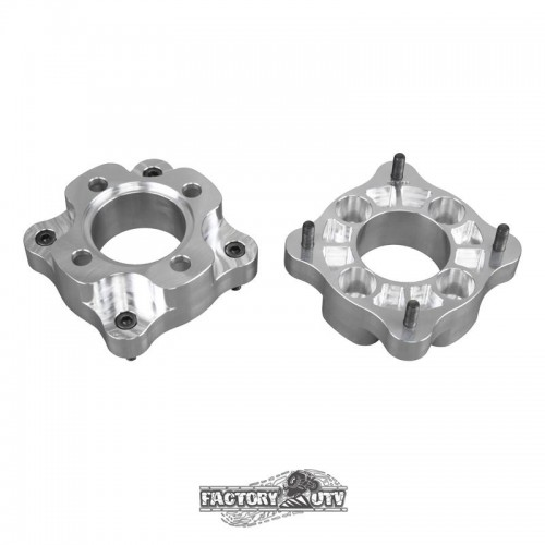 2 Inch Machined Billet Aluminum Wheel Spacers (Choose Fitment)