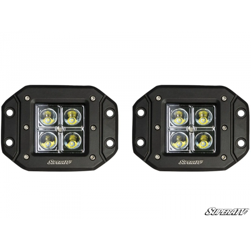 3 Inch LED Recessed Cube Lights