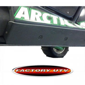 Arctic Cat Wildcat 1000 UHMW 1/2 Inch Rock Sliders