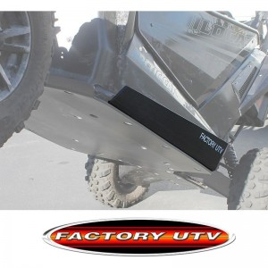 Arctic Cat Wildcat Trail UHMW Rock Sliders
