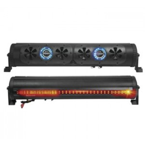 Bazooka Bluetooth Party Bar G2 With RGB Illumination 24 Inch LED Bluetooth