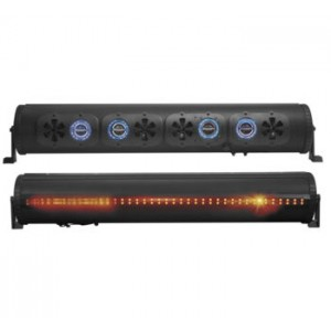 Bazooka Bluetooth Party Bar G2 With RGB Illumination 36 Inch LED Bluetooth