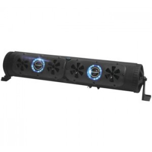 Bazooka Bluetooth Party Bar G3 With RGB Illumination 24 Inch
