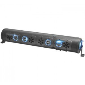 Bazooka Bluetooth Party Bar G3 With RGB Illumination 36 Inch