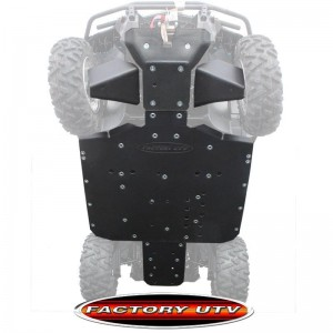Can-Am Commander UHMW Ultimate Skid Package