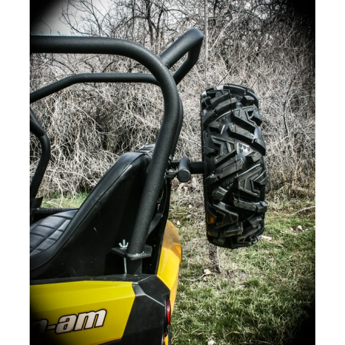 Can-Am Commander Spare Tire Rack
