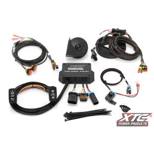 Can-Am Defender Plug And Play Turn Signal System With Horn