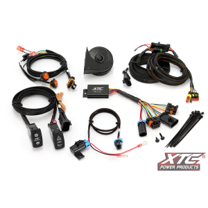 Can-Am Defender Self-Canceling Turn Signal System With Horn