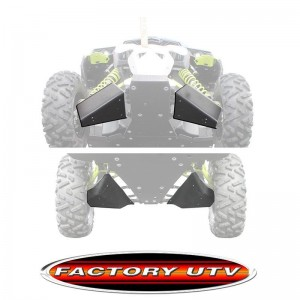 Can-Am Maverick - Maverick Max UHMW A-Arm Guards