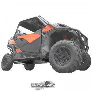 Can-Am Maverick Trail UHMW Rock Sliders