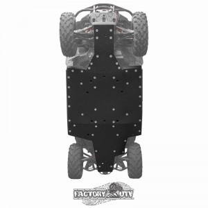 Can-Am Maverick Trail UHMW Skid Plate
