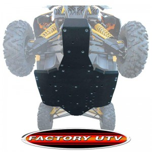 Can-Am Maverick UHMW Skid Plate