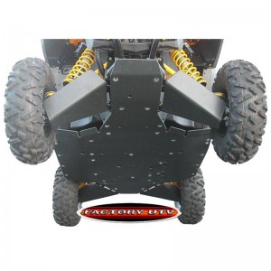 Can-Am Maverick UHMW Ultimate Skid Kit Package