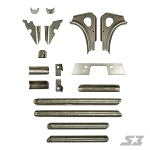 Can-Am Maverick X3 Chassis Weld In Gusset Kit
