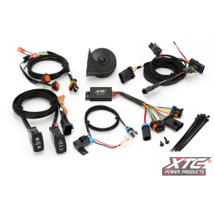 Can-Am Maverick X3 Self-Canceling Turn Signal System With Horn