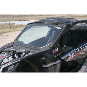 Can-Am Maverick X3 Vented Glass Windshield
