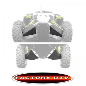 Can-Am Maverick X3 X DS Turbo UHMW A-Arm Guards