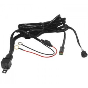 DragonFire Racing Extreme LED Light Bar Harness Single