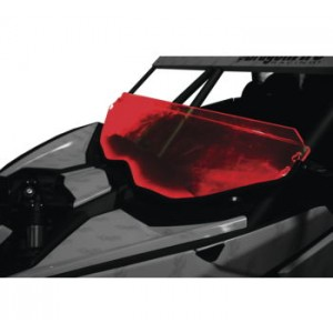 DragonFire Racing Red Windshield Light