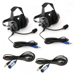 Expand to 4 Place with Behind The Head Ultimate Headsets