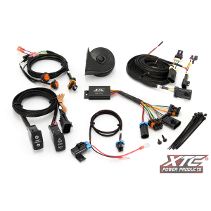 Honda Pioneer 1000 And 700 Self-Canceling Turn Signal System With Horn