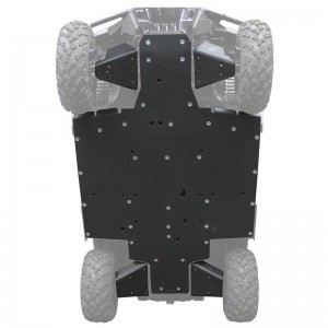 Honda Pioneer 1000 UHMW Ultimate Skid Plate Kit