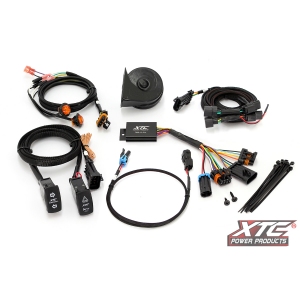 Honda Talon Self-Canceling Turn Signal System With Horn