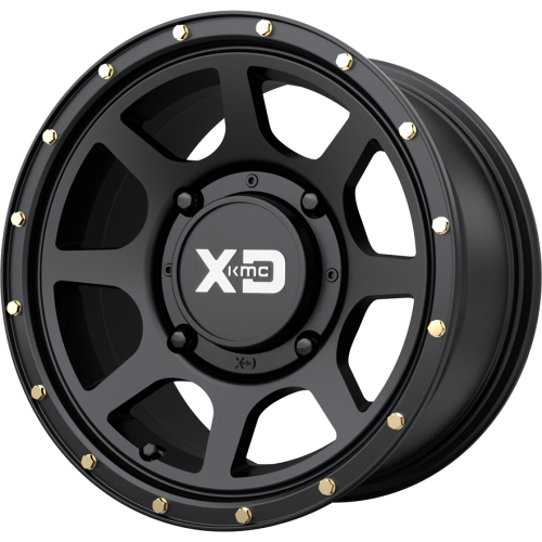 KMC Wheels XS134 Addict 2 Set Of 4 Wheels (With Optional Tire Package)