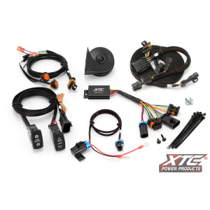Kawasaki KRX 1000 Self-Canceling Turn Signal System With Horn