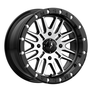 MSA M37 Brute Beadlock Set Of 4 Wheels