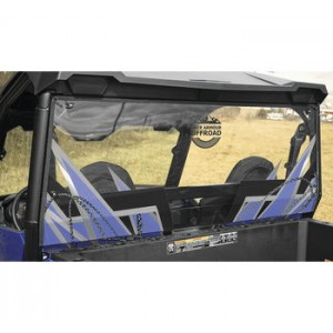 Over Armour Offroad Blue Rear Panel Window For Polaris Generals