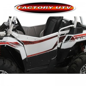 Polaris ACE Complete Door Kit