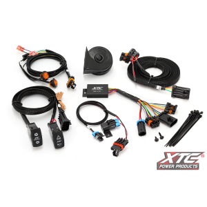 Polaris General 2019-2020 And Ranger XP 1000 2018-2020 Self-Canceling Turn Signal System With Horn