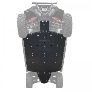 Polaris General 4 UHMW Skid Plate