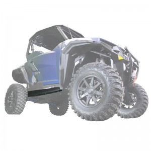 Polaris General UHMW Rock Sliders