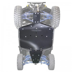 Polaris General UHMW Skid Plate