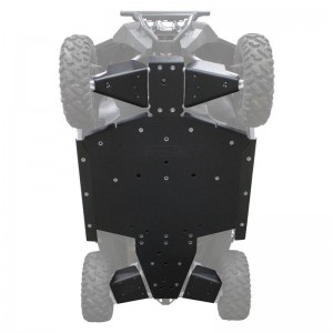 Polaris General 1000 Ultimate UHMW Skid Plate Package