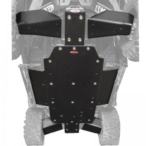 Polaris RZR 800 Ultimate UHMW Skid Package