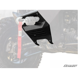 Polaris RZR PRO XP Winch Mounting Plate