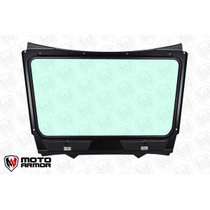Polaris RZR Pro XP Full Glass Windshield For Vent Racing Roll Cage