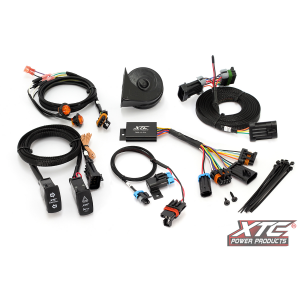Polaris RZR Pro XP Self-Canceling Turn Signal System With Horn