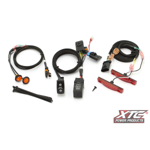 Polaris RZR RS1 Plug And Play Turn Signal System