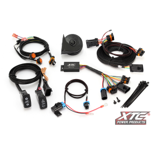 Polaris RZR Turbo S And 19+ XP 1000 Turbo Self-Canceling Turn Signal System With Horn
