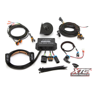 Polaris RZR XP 1000 2014 Plug And Play Turn Signal System With Horn