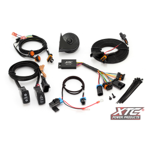 Polaris RZR XP 1000 And Turbo 2015-2018 And RZR 900 2016+ Self-Canceling Turn Signal System With Horn