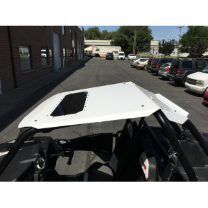 Polaris RZR XP 1000 And XP Turbo Fast Back Aluminum Roof With Sunroof