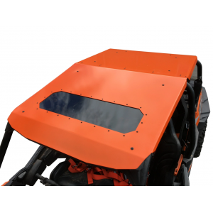 Polaris RZR XP 4 1000 And XP 4 Turbo Fast Back Aluminum Roof With Sunroof