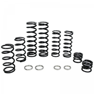 Polaris RZR XP Turbo Spring Kit For Fox Live Valve Shocks