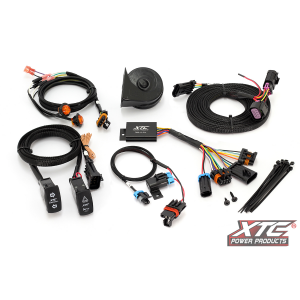 Polaris Ranger XP 1000 (With Factory Ride Command) Self-Canceling Turn Signal System With Horn